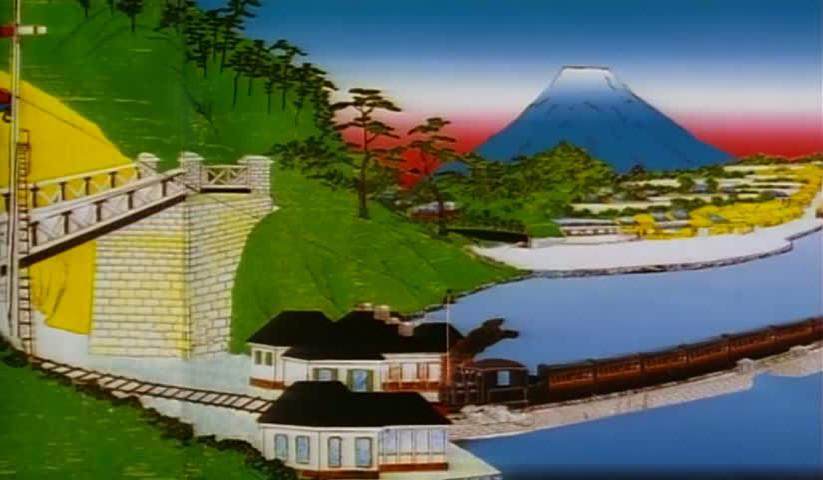 primer tren japon historia ferroviaria