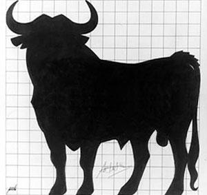 toro osborne boceto original