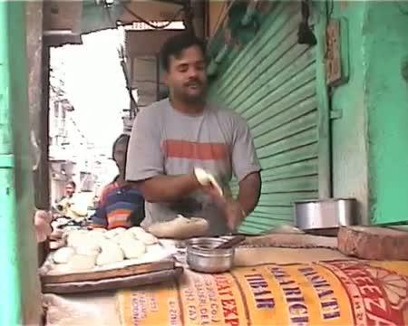 trabajadores rapidos rapidez trabajar chapatis