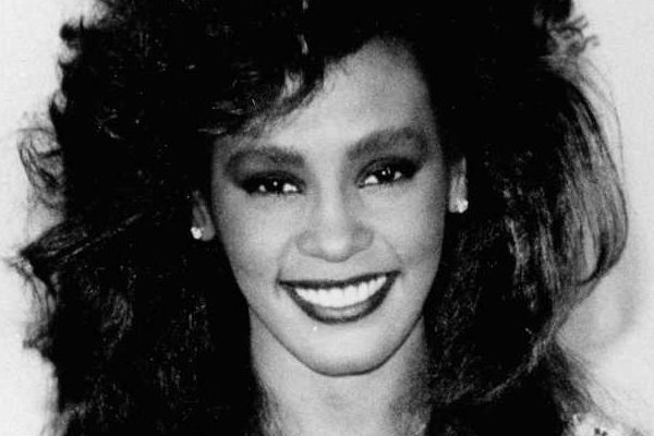 whitney houston 1986