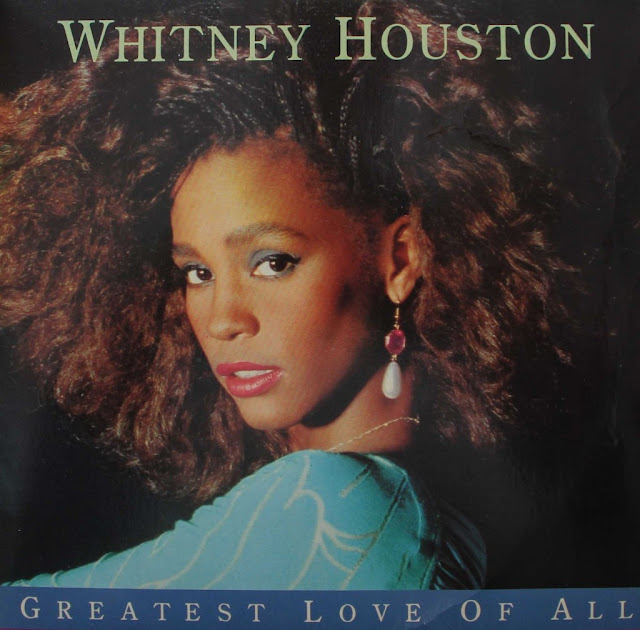 whitney houston greatest love of all single