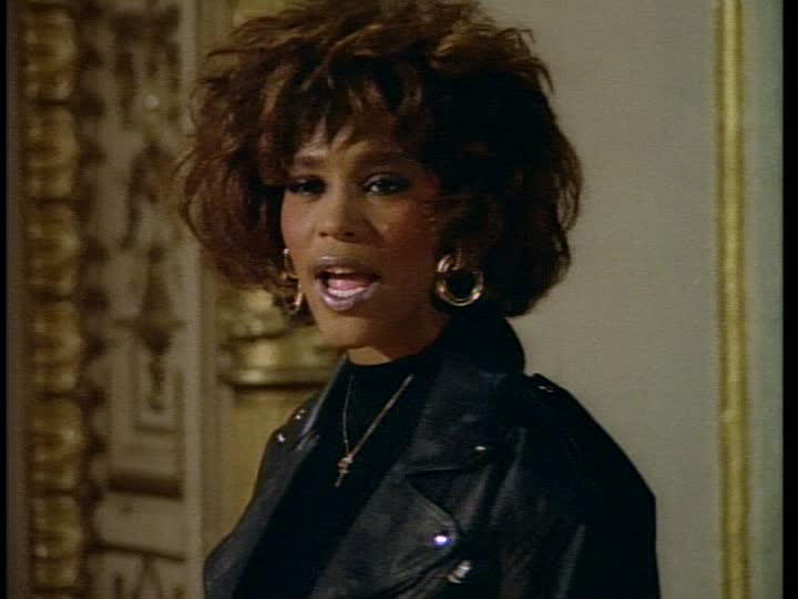 whitney houston greatest love of all video 04