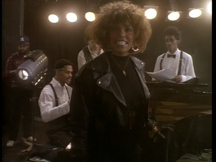 whitney houston greatest love of all video 13