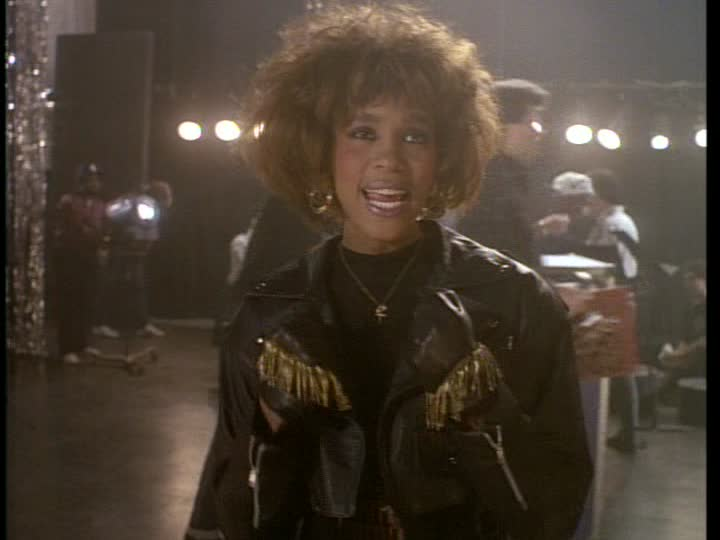 whitney houston greatest love of all video 16