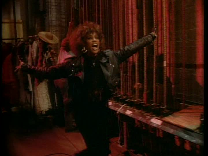 whitney houston greatest love of all video 21