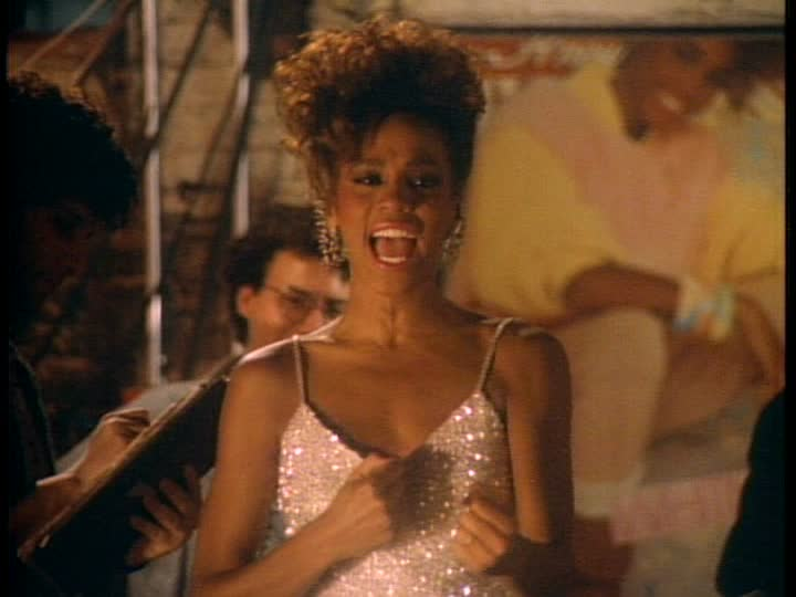 whitney houston greatest love of all video 32