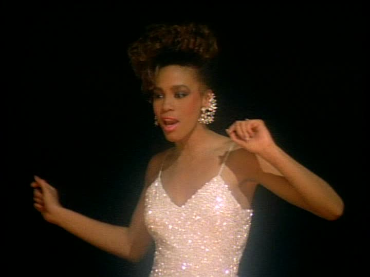 whitney houston greatest love of all video 35