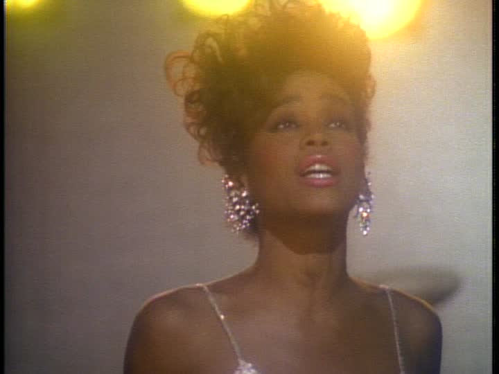 whitney houston greatest love of all video 39