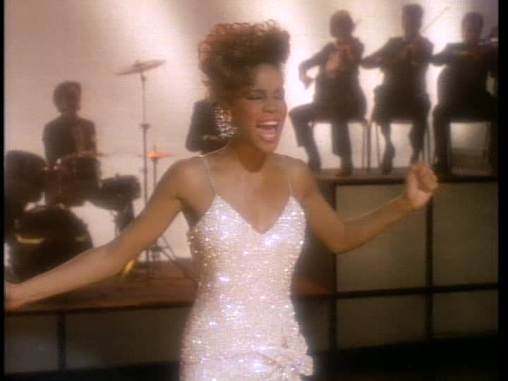 whitney houston greatest love of all video 42