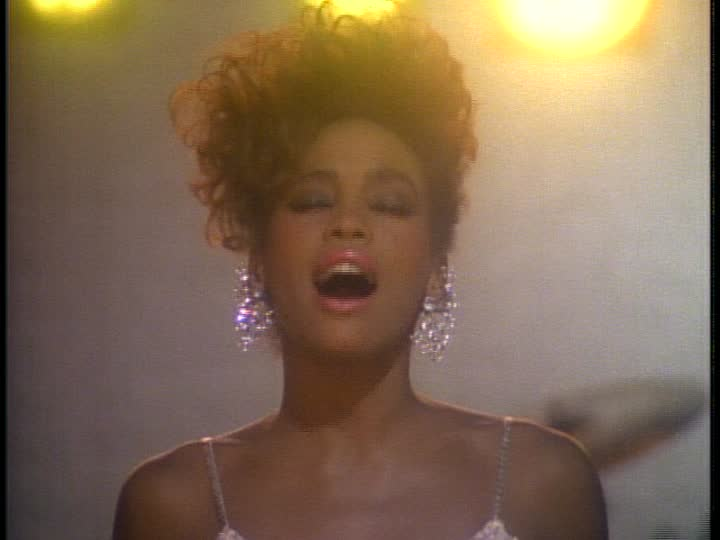 whitney houston greatest love of all video 43