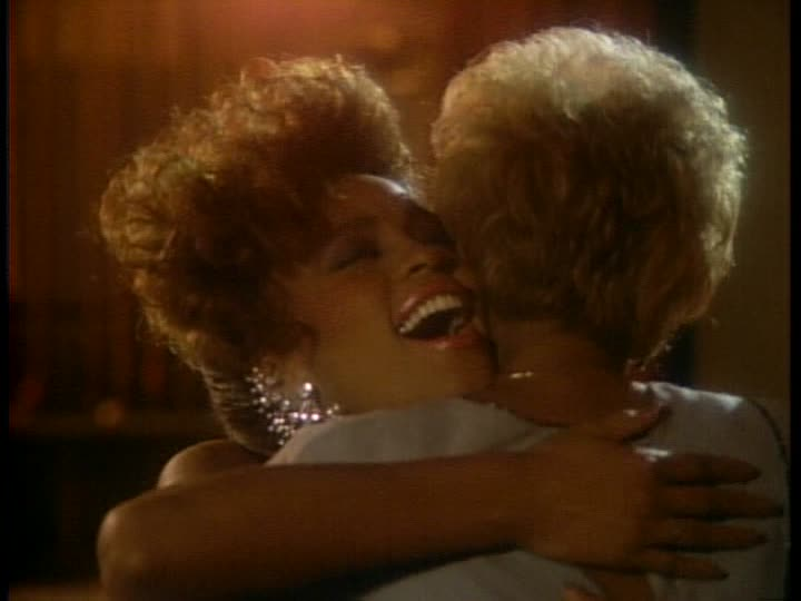 whitney houston greatest love of all video 46