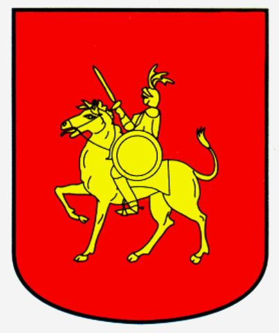 caballero apellido escudo armas