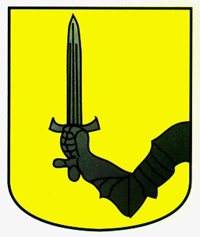 caro apellido escudo armas