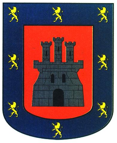 castellanos apellido escudo armas