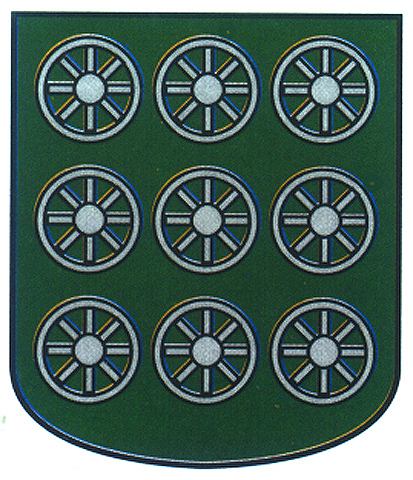 colmenares apellido escudo armas