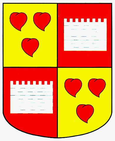 cortes apellido escudo armas