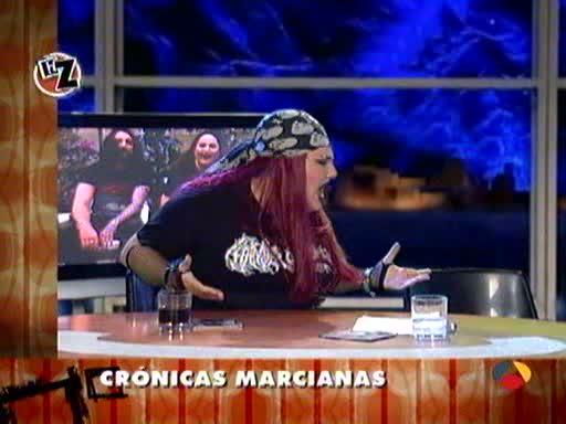cronicas marcianas sarda tammy 13