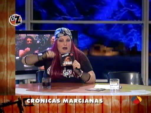 cronicas marcianas sarda tammy 15