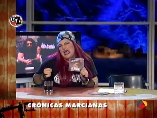 cronicas marcianas sarda tammy 17