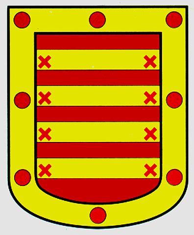 cuesta apellido escudo armas