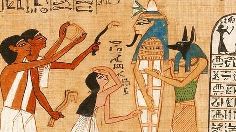 libro de los muertos antiguo egipto