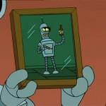 Momentos Futurama: Bender compra regalos para Mamá
