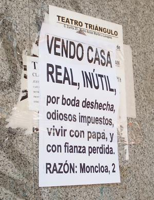 se vende casa real inutil boda
