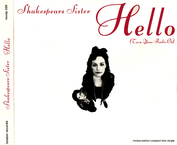 shakespears sister hello turn radio on uk 2