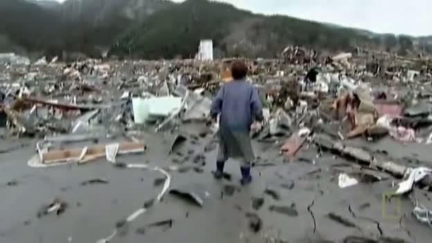 terremoto 2011 japon devastacion