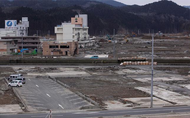 terremoto tsunami japon 2011 05 despues