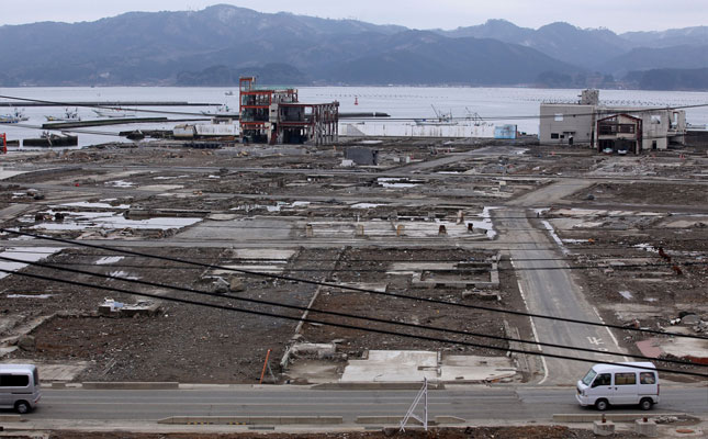 terremoto tsunami japon 2011 08 despues