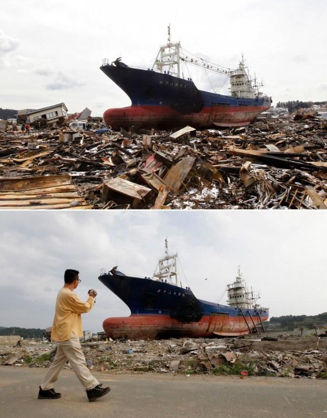 terremoto tsunami japon 2011 2012 antes despues 01
