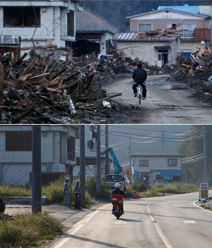 terremoto tsunami japon 2011 2012 antes despues 02