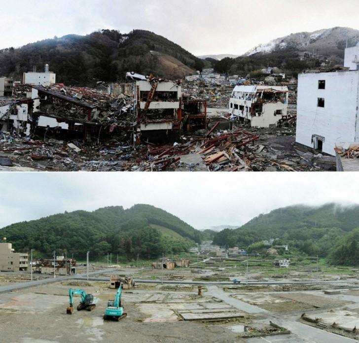 terremoto tsunami japon 2011 2012 antes despues 06