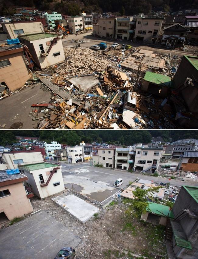 terremoto tsunami japon 2011 2012 antes despues 08