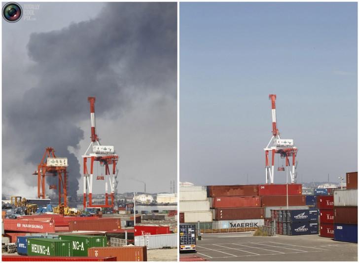 terremoto tsunami japon 2011 2012 antes despues 42