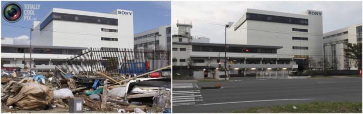 terremoto tsunami japon 2011 2012 antes despues 43