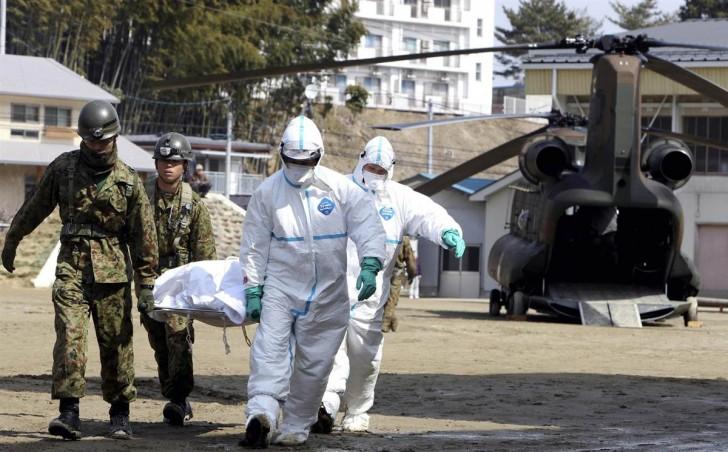 tsunami japon 11 marzo 2011 victima radioactividad
