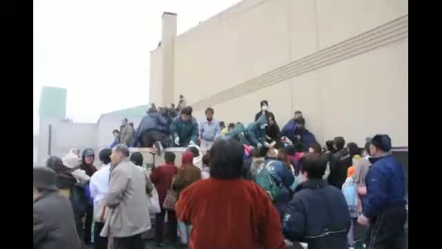 tsunami japon 2011 personas