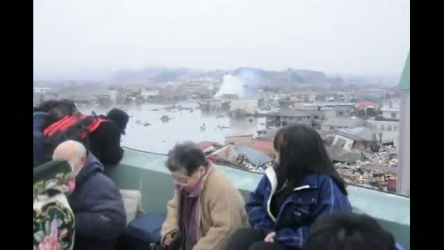 tsunami japon 2011 supervivientes