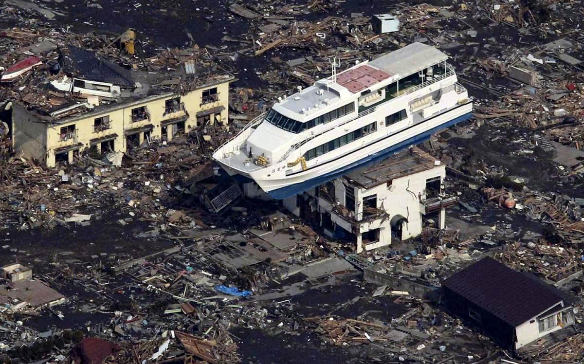 tsunami terremoto japon 2011