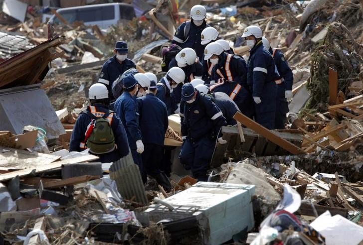 tsunami terremoto japon 2011 Rikuzentakata victima
