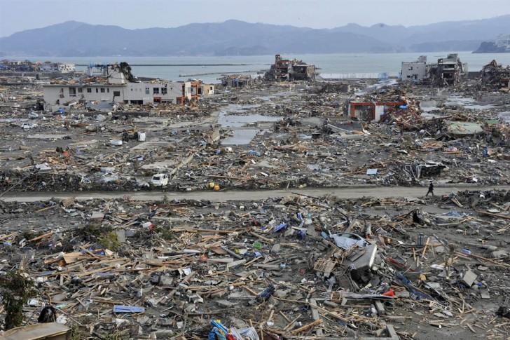 tsunami terremoto japon 2011 Shizugawa