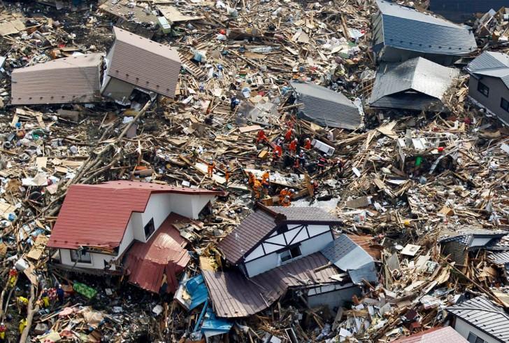 tsunami terremoto japon 2011 Tamura