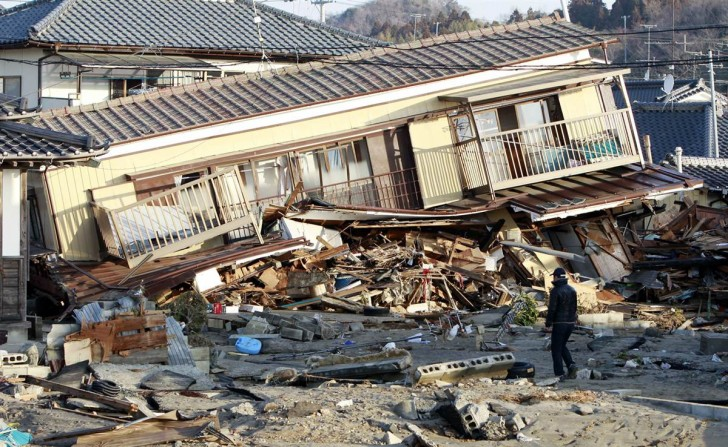 tsunami terremoto japon 2011 Yotsukura