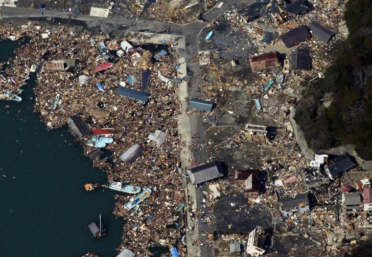 tsunami terremoto japon 2011 isla Izushima