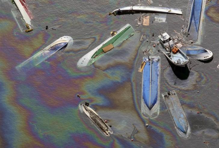 tsunami terremoto japon 2011 iwate petroleo