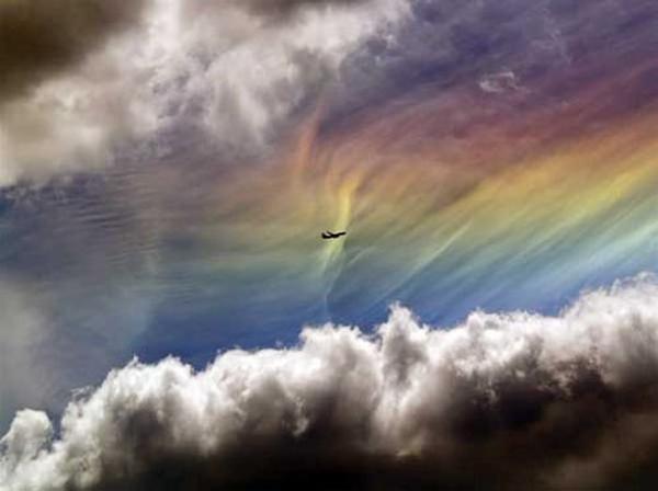 Arco iris fuego arco circunhorizontal cha 7