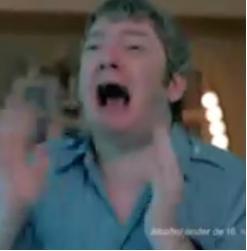 El tio que se emociona en el anuncio de heineken