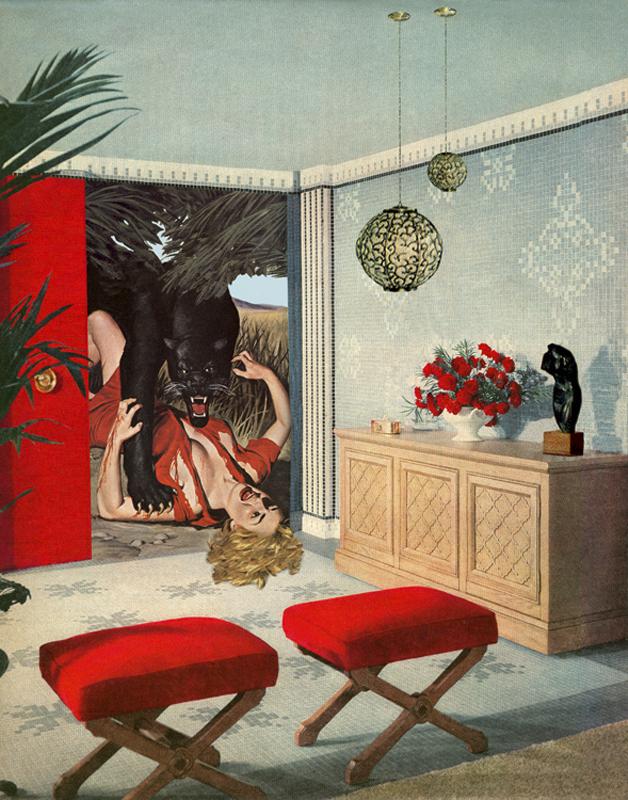 Nadine Bougthon ilustraciones ravished